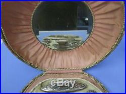 Antique Portuguese Solid Silver Art Nouveau Manicure Set Marked Boar II