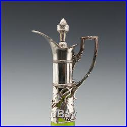 Art Nouveau WMF Liqueur Set c1915