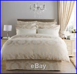 Christy Romeo Calico Kingsize Bed Duvet Cover Set RRP £200