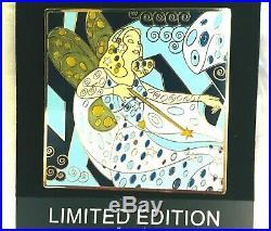 Disney Art Nouveau Jumbo set of 6 Pin