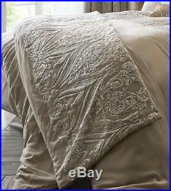 Kylie Minogue Bedding SAVOY Blush Pink Comforter / Duvet Cover Full Bedding Set
