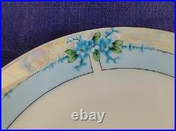 Lenox Belleek 43 piece DINNERWARE SET- GDA, Epiag, Nippon ART NOUVEAU Lusterware
