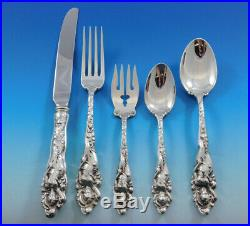 Love Disarmed by Reed & Barton Sterling Silver Flatware Service Set 66 pc Dinner