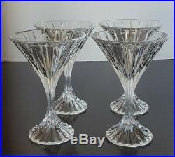 Mikasa Parklane Martini Glasses Set of 4