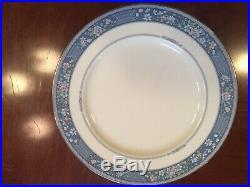 Noritake RANDOLPH Platinum Trim China Set of 1266 pieces+serving dishes