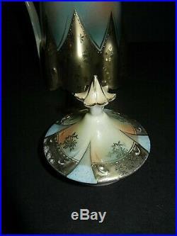Rare & Beautiful Rs Prussia Madame Recamier / Lebrun Portrait Chocolate Set