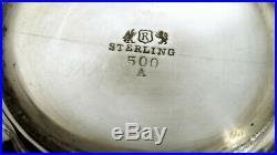 Reed & Barton Sterling Tea Set c1920 Special Order