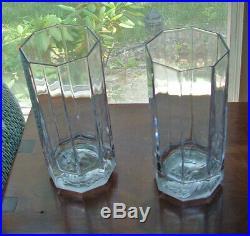 Rosenthal Versace Medusa Lumiere Long Drink Glass Set (2) / Mint