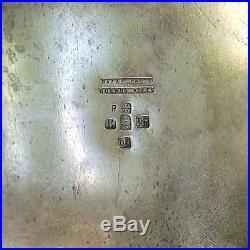 WMF Art Nouveau Tea Set, Silver Plate #5981